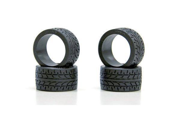 MINI-Z Racing Radial Wide Tire 20° MZW38-20