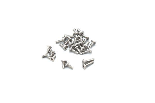 Titanium Screw Set(for MR-03) MZW408