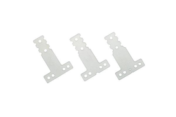 FRP Rear Sus. Plate(Hard/RM/HM/3pcs/MR-0 MZW410H