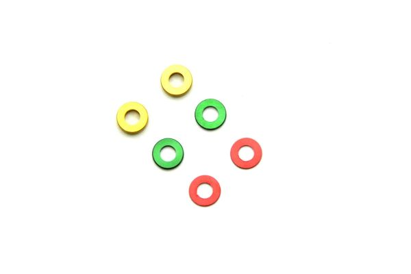 Color Set of Long King Pin Ball (MR-03) MZW412-1