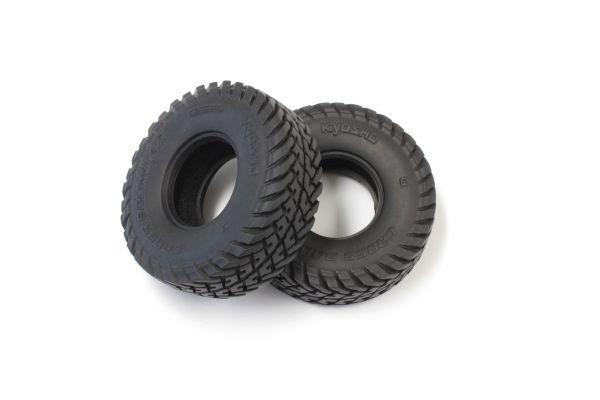Tire (2pcs / with Inner Sponge) OLT001