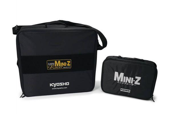 【オンライン限定】ショルダーストレージバッグMINI-Zパッチ+ミニッツバッグ付き ONF912
