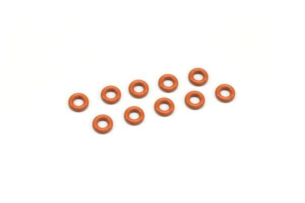 シリコンOリング(P4/オレンジ)10入(BS74)  ORG04