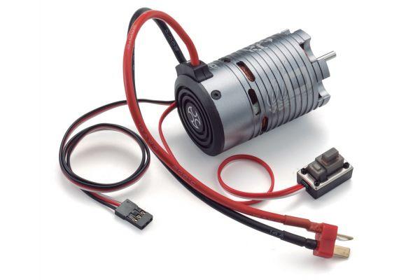 VORTEX dDRIVE 3000KV(ESC内蔵ブラシレスモーター) ORI28314