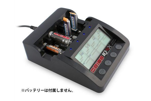 アドバンテージ IQ-4Xチャージャー(DC12V仕様) ORI30254DC