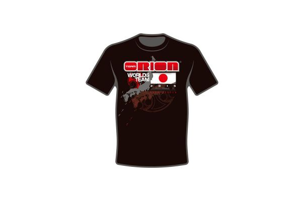 Team Orion 2015 1/10EP Worlds Shirt(XL) ORI43257