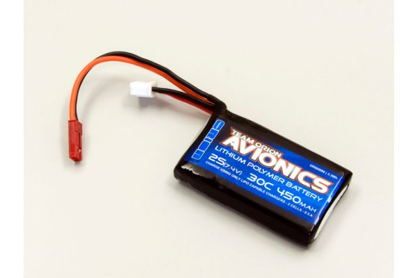 Avionics LiPo 450 7.4V (30C) w/BEC plug ORI60086