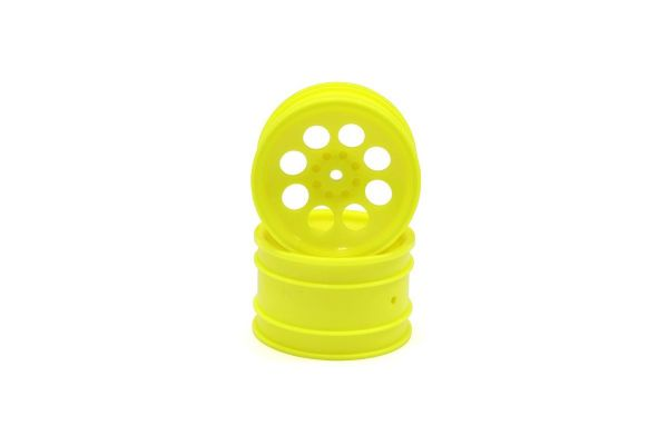 8Hole Wheel50mm(Yellow/2pcs/OPTIMA) OTH245Y