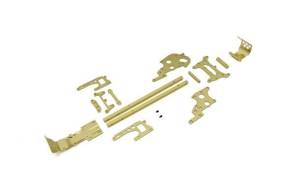 Gold Plate Set (OPTIMA) OTW134