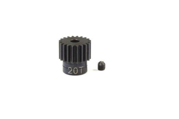 スチールピニオンギヤ(20T-48P) PNGS4820