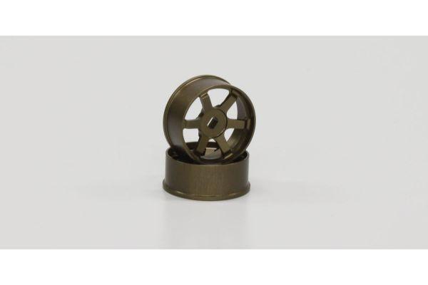 TE37 Wheel Narrow Off-Set 1.0mm Bronze R246-1421