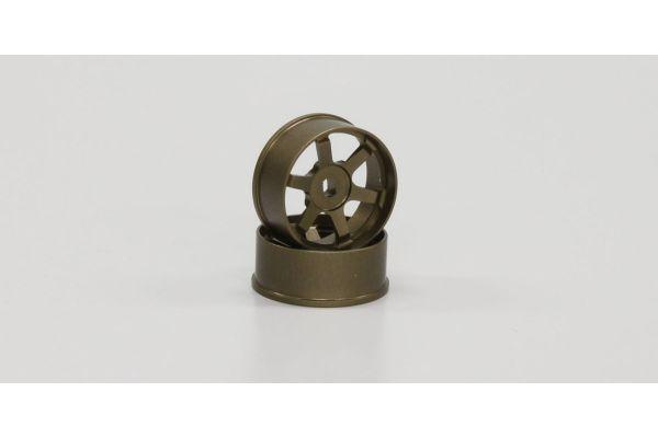 RAYS TE37 アルミホイール ナロー オフセット1.5mm ブロンズ  R246-1431