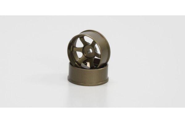 RAYS TE37 アルミホイール ナロー オフセット4.5mm ブロンズ  R246-1453