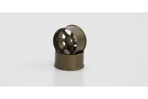 RAYS TE37 アルミホイール ワイド オフセット2.0mm ブロンズ  R246-1491