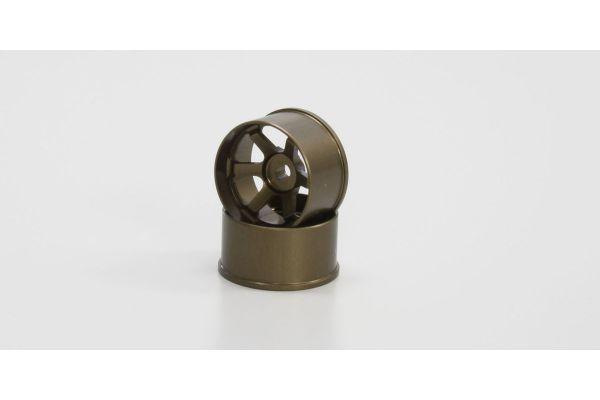 RAYS TE37 アルミホイール ワイド オフセット3.0mm ブロンズ  R246-1493