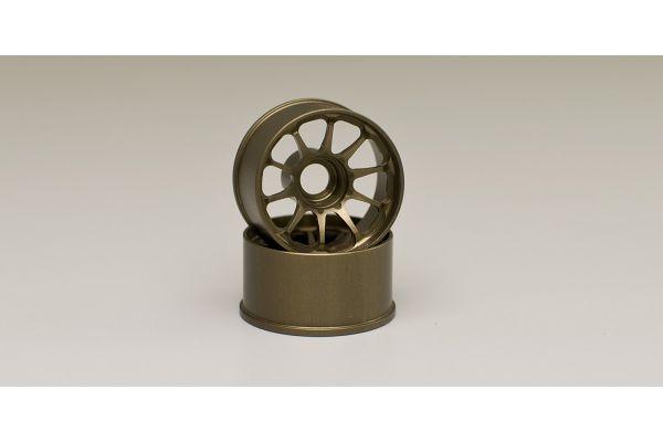RAYS CE28N アルミホイール ワイド オフセット0mm ブロンズ  R246-1601