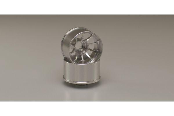CE28N Wheel Wide Off-Set 3.0mm Silver R246-1662