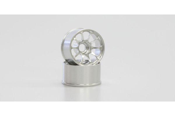 CE28N Wheel Wide Off-Set -1.0mm Silver R246-1692