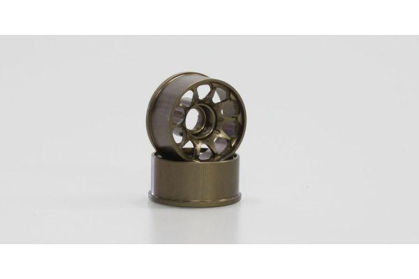 CE28N Wheel N-17mm Off-Set 1.0mm Bronze R246-1751