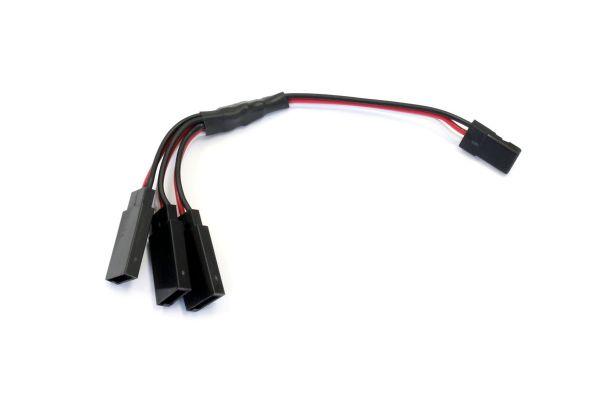 RX 3 Way Connector R246-8563