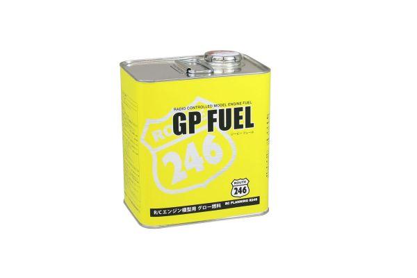 GPフュール カー用 2L缶 ニトロ30% オイル12%  R246-8604