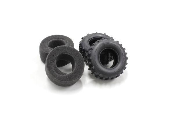 Rear Tire(Soft/2pcs/w/Inner/Scorpion'14 SCT002SB