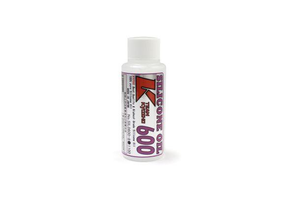 Silicone OIL #600 (80cc) SIL0600-8