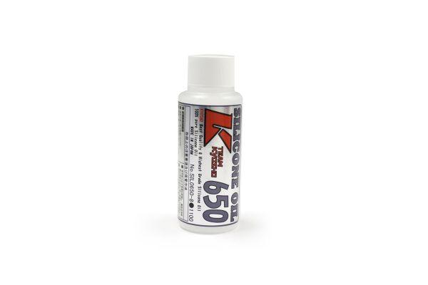 Silicone OIL #650 (80cc) SIL0650-8