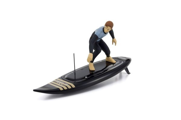 1/5 RC SURFER4 Color Type2(Black) readyset KT-231P+ 40110T2
