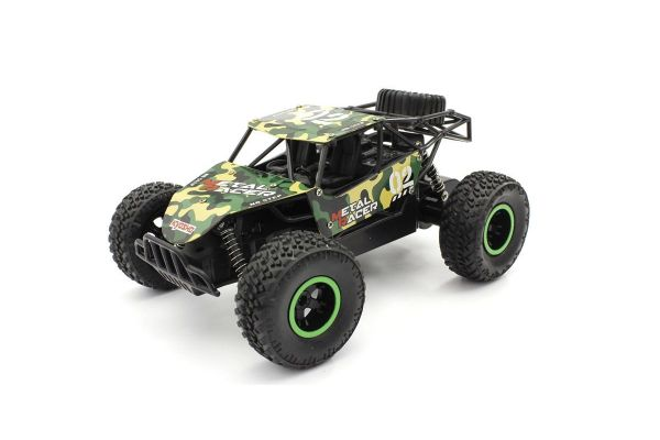 1/18 METAL RACER 迷彩 TU003C