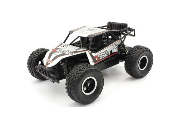 1/18 METAL RACER シルバー TU003S