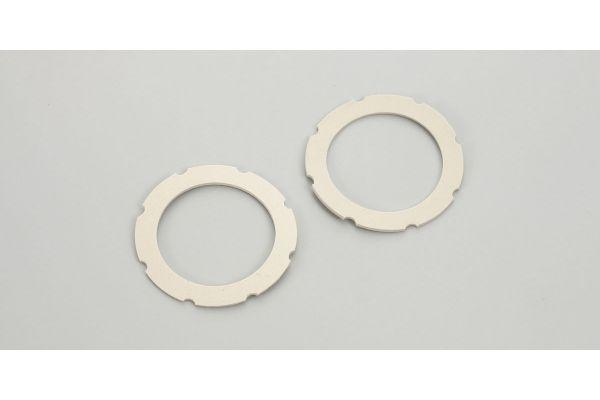 Dual Slipper Sheat(White/RB5/2Pcs) UM516