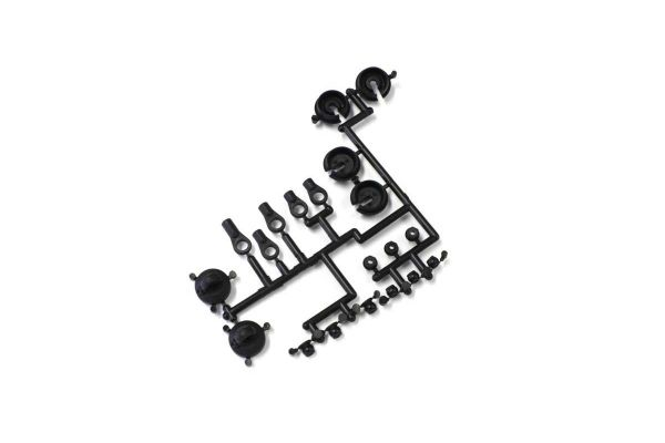 Shock Plastic Parts Set(RT6/RB6 RS/RB7) UM753-1B