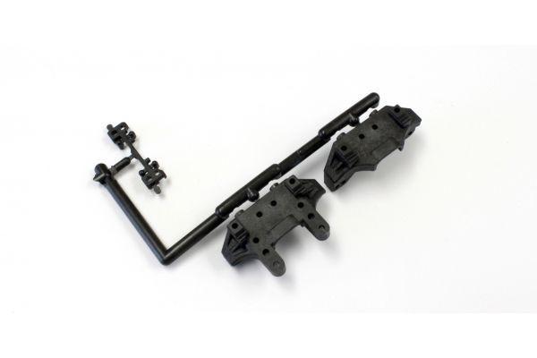 Carbon Composite Rear Bulk Head(RB6.6/MID/LDW)  UMW736