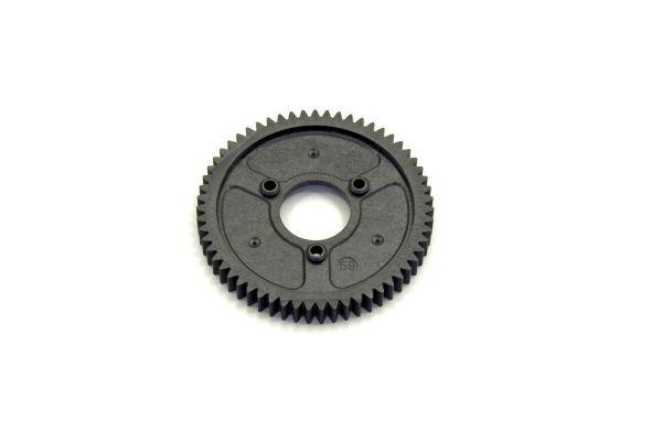 1速スパーギヤ (59T/R4)  VZ412-59