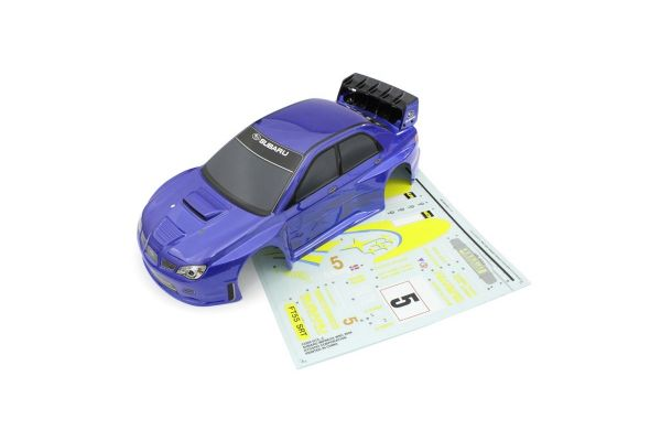 SUBARU Impreza WRC 2006 Decoration Body VZB017