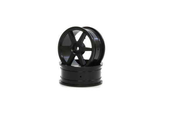 ホイール(6本スポーク/ブラック/24mm)  VZH001BK