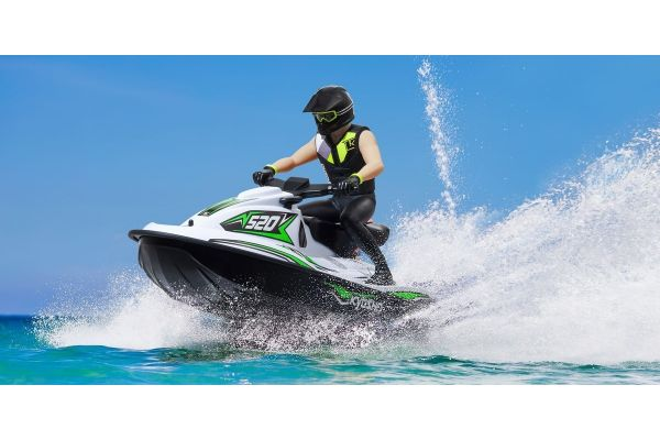 1:6 Scale Radio Controlled Electric Powered Personal Watercraft WAVE CHOPPER 2.0 Color Type1 readyset KT-231P+ 40211T1