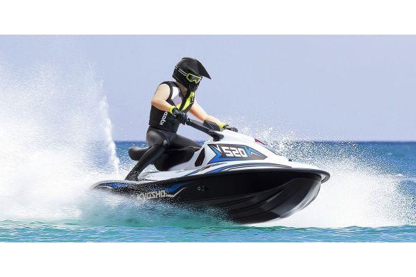 1/6スケール 電動ラジオコントロール水上バイク ウエーブチョッパー 2.0 カラータイプ2 レディセット KT-231P+付 40211T2