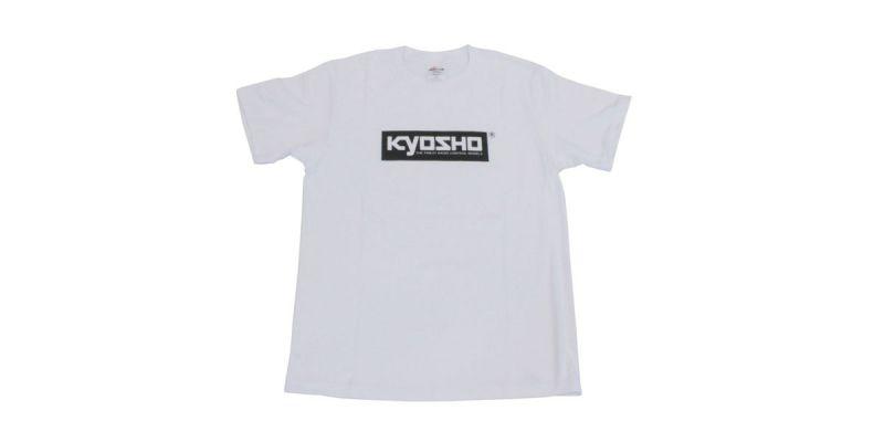 Kyosho T-Shirt Kyosho K-Circle 2.0 grau L KYO88009L