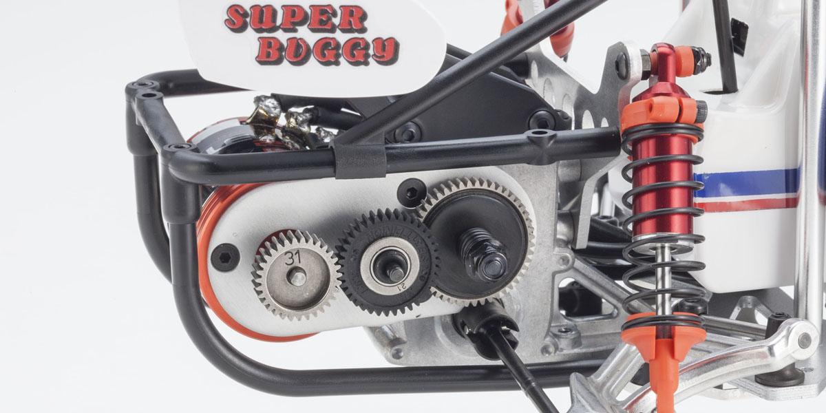 30616 Kyosho TURBO SCORPION 1/10 Electric Powered R/C 2WD