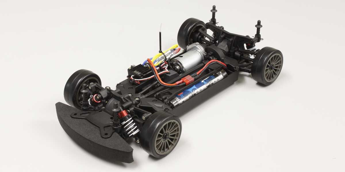 Kyosho Rc Model 1 10 Scale Electric 4wd Touring Car Ep Fazer Drift
