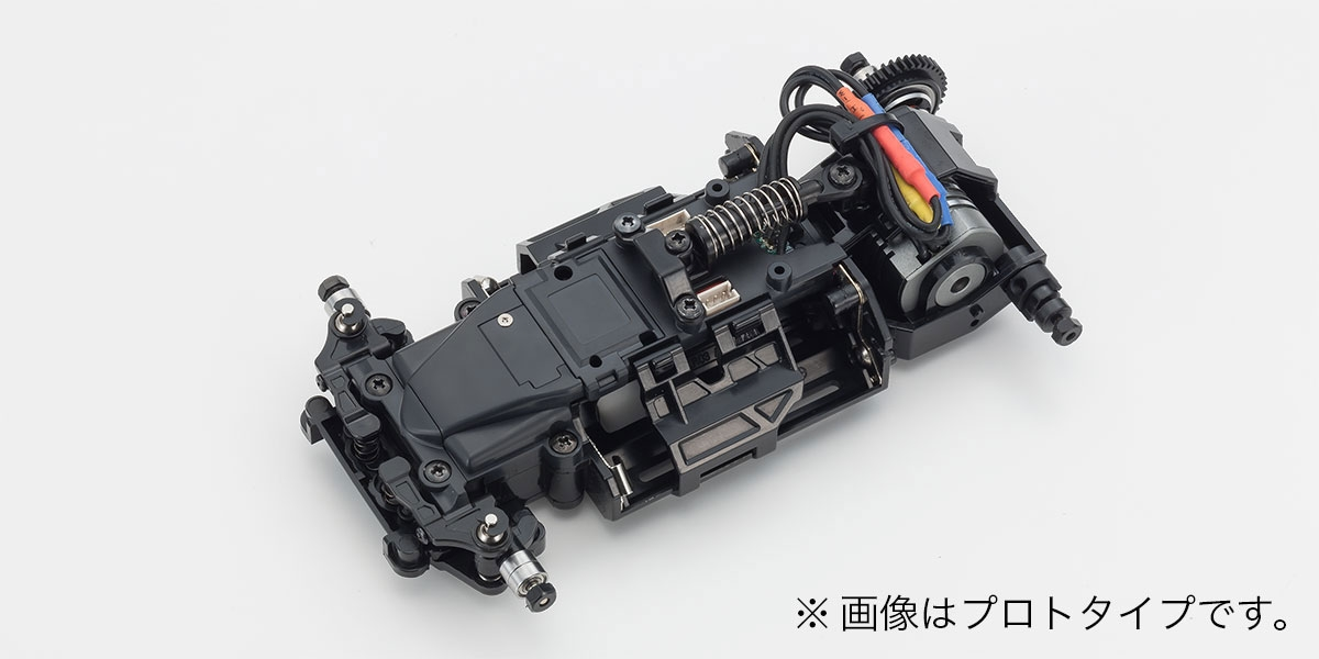 MR-03EVO シャシーセット(W-MM/12000KV)画像