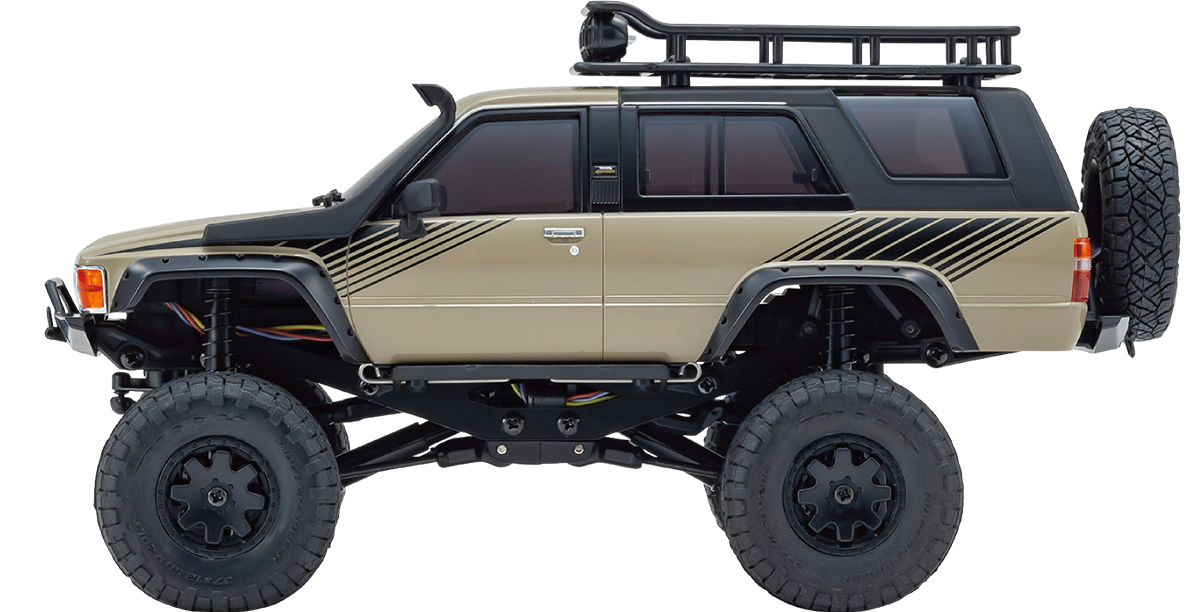 MINI-Z 4x4 reasyset トヨタ 4ランナー(ハイラックスサーフ)