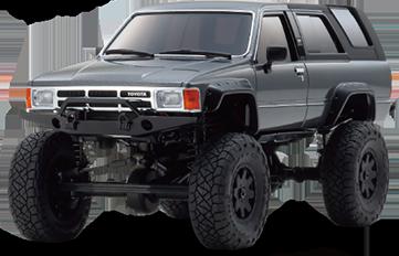 Toyota 4Runner Dark Metallic Gray