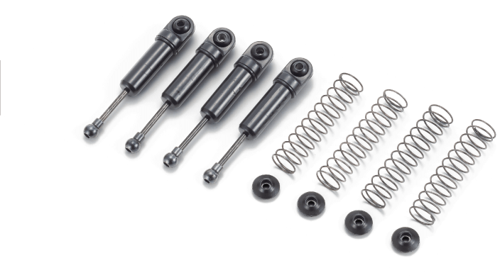 COIL OVER TYPE, SHOCK ABSORBER