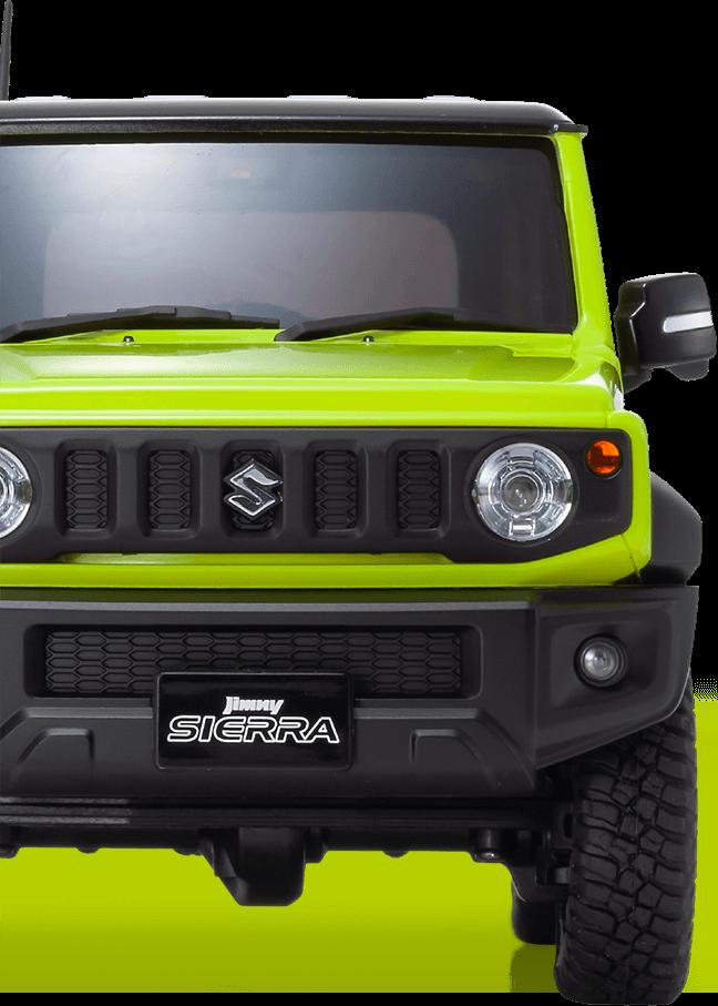SUZUKI Jimny Sierra | Kinetic Yellow