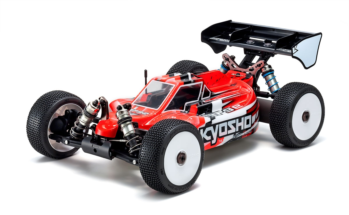 Kyosho Inferno MP9 Front Lower WC Suspension Arm Set 1:8 RC Cars Buggy #IF493