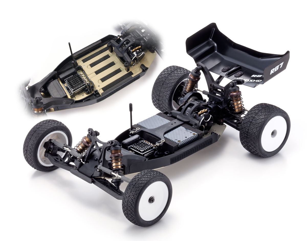 ULTIMA RB7 chassis image