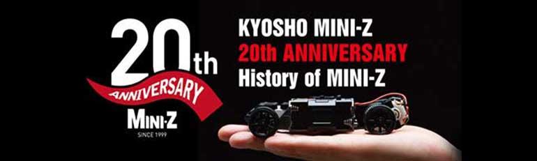 mini-z 20th anniversary
